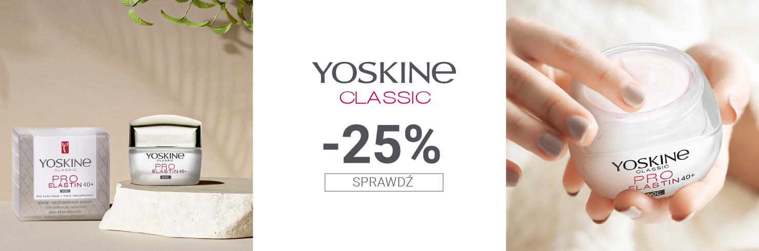 Dax Cosmetics: 25% zniżki na kosmetyki marek Yoskine, Perfecta, Hada Labo Tokyo, Celia