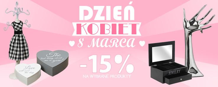Dekoracja Domu: 15% rabatu na wybrane produkty