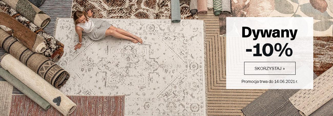 Dekoria: 10% zniżki na dywany