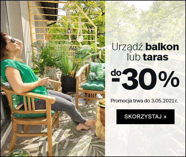 Dekoria: do 30% zniżki na dekoracje tarasu i ogrodu