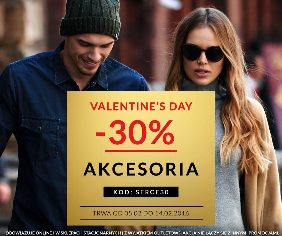 Diverse: 30% zniżki na akcesoria z okazji Walentynek