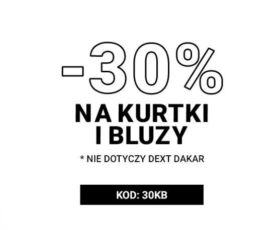 Diverse Diverse: 30% zniżki na bluzy i kurtki