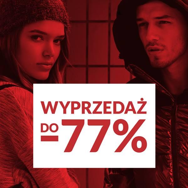 Diverse: wyprzedaż do 77% zniżki