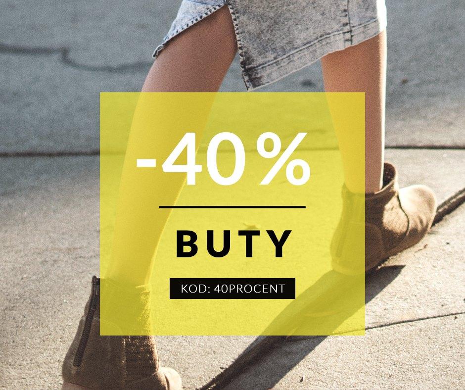 Diverse: 40% zniżki na buty i kurtki