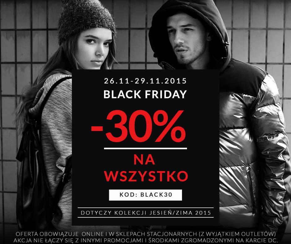 Black Friday w Diverse: 30% na wszystko