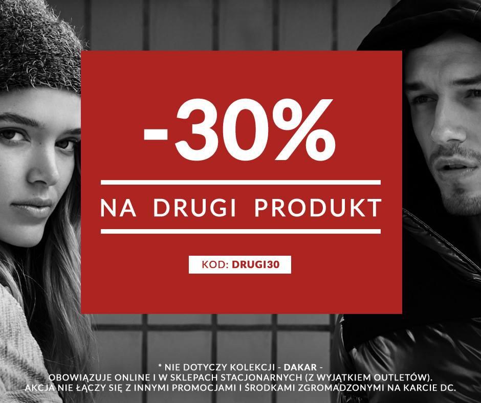 Diverse: 30% zniżki na drugi produkt