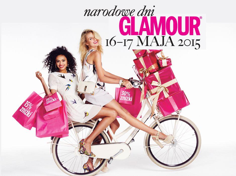 Narodowe Dni Glamour w całej Polsce 16-17 maja 2015                         title=