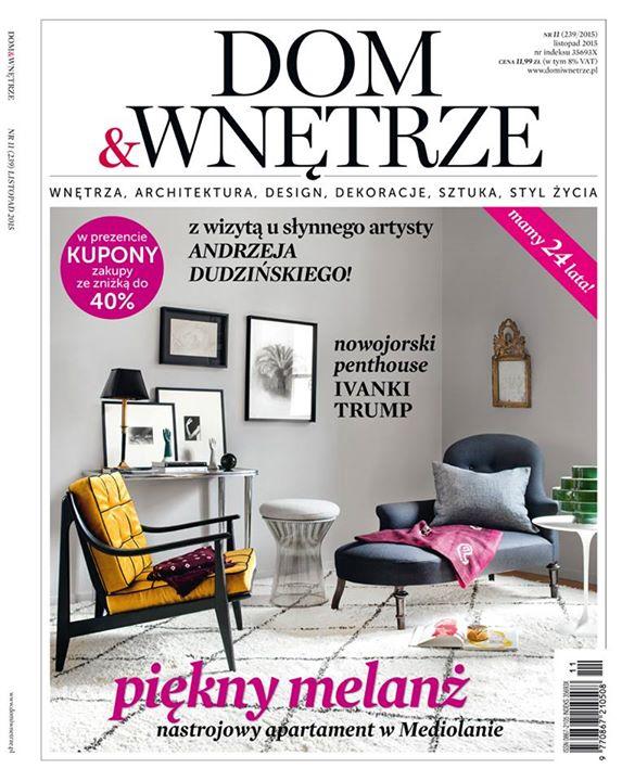 Kupony rabatowe na Home&Design w całej Polsce ważne nawet do 31 grudnia 2015