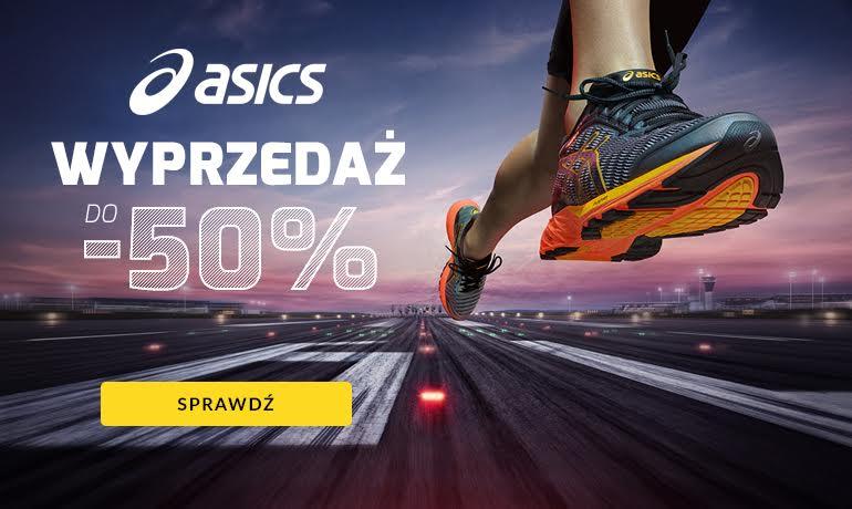 Dotsport: wyprzedaż do 50% rabatu na markę Asics                         title=