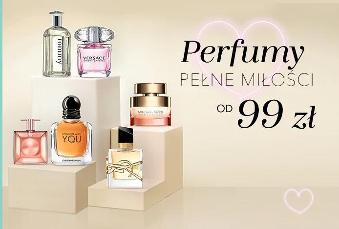 Douglas: perfumy m.in. Versace, Lancome, Michael Kors, Hugo Boss od 99 zł