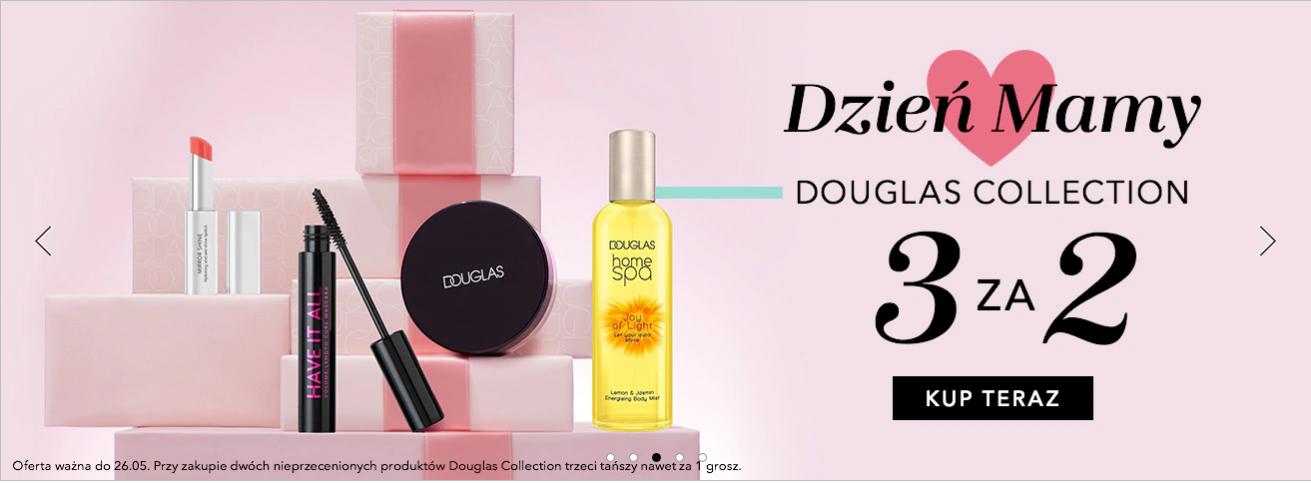 Douglas: 3 kosmetyki Douglas Collection w cenie 2
