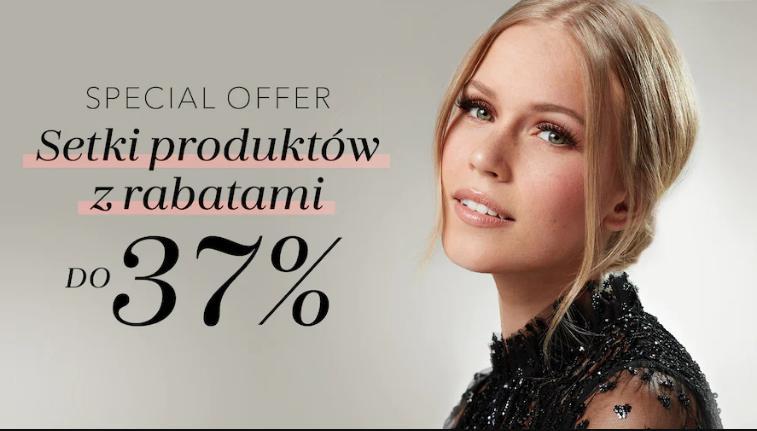 Douglas Douglas: do 37% rabatu na kosmetyki i perfumy z oferty specjalnej