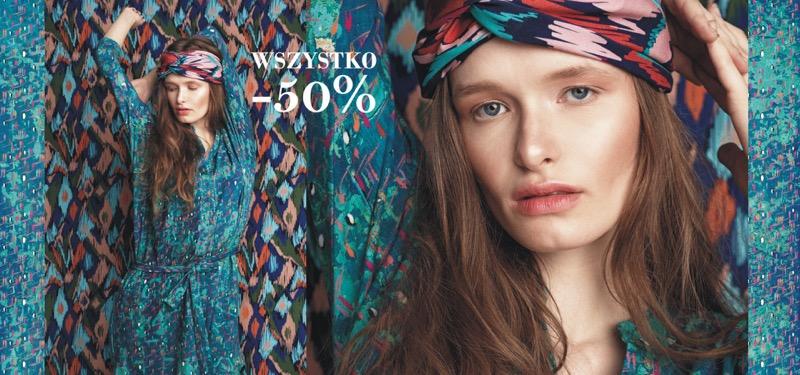 Dream Nation: wyprzedaż 50% rabatu na modę damską                         title=