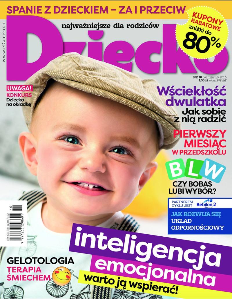 Weekend Zniżek z magazynem Dziecko 23-25 września 2016