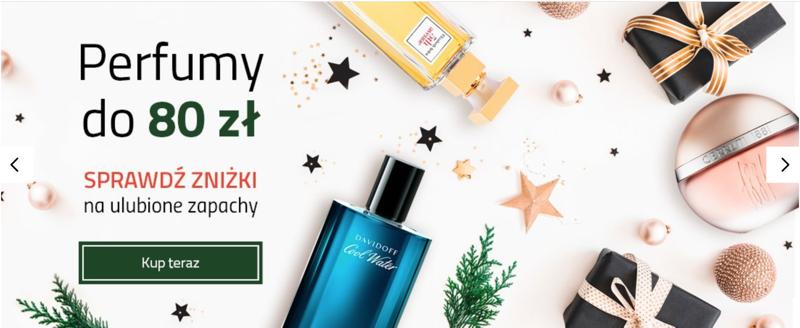 E-Glamour: perfumy damskie i męskie do 80 zł