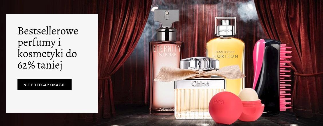 E-Glamour: do 62% rabatu na perfumy i kosmetyki                         title=