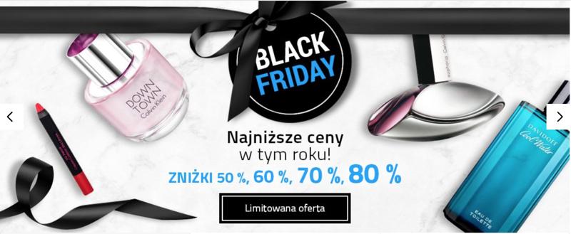 Black Friday E-Glamour: do 80% zniżki na kosmetyki i perfumy