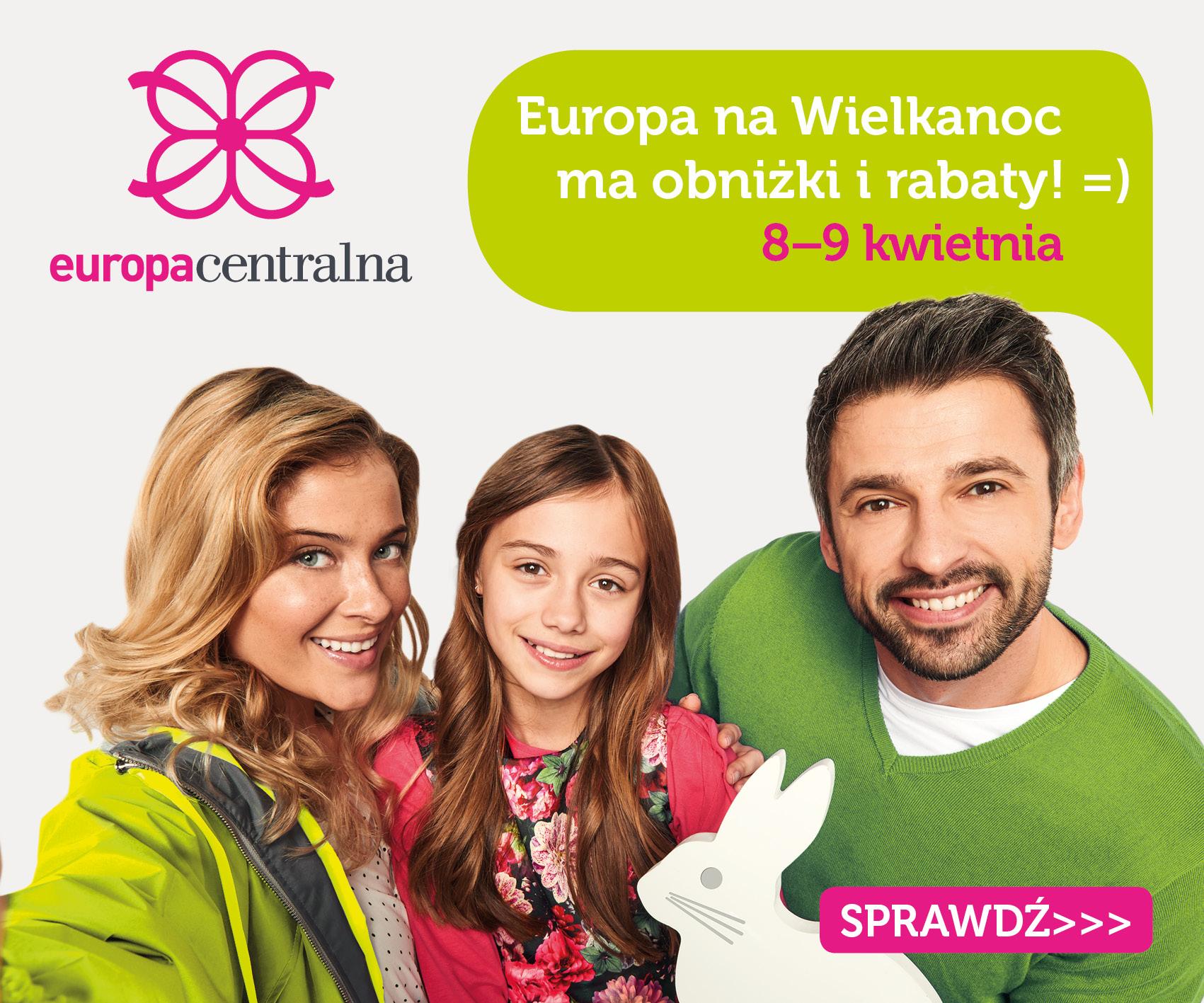 Europa Centralna na Wielkanoc