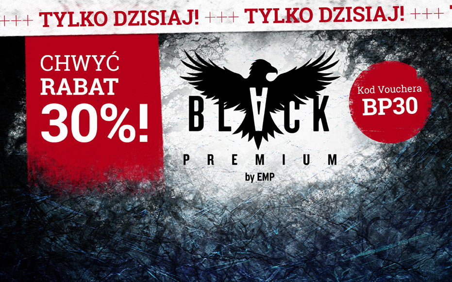 EMP Shop: 30% rabatu na odzież w stylu Rock, Metal i Entertainment