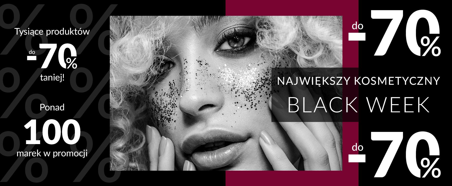 Ezebra: Black Week do 70% zniżki na tysiące kosmetyków i perfum znanych marek