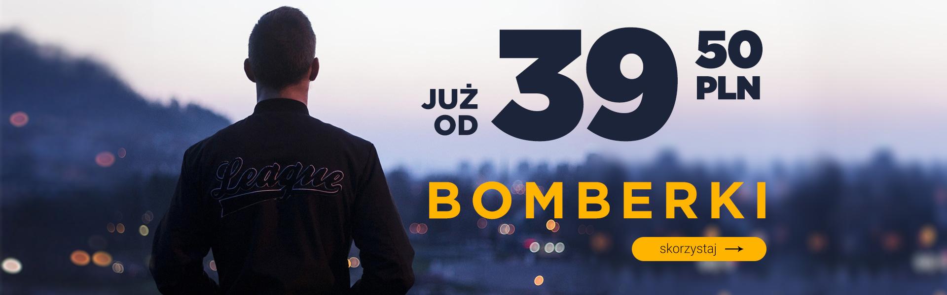 Edoti: bomberki już od 39,50 zł                         title=