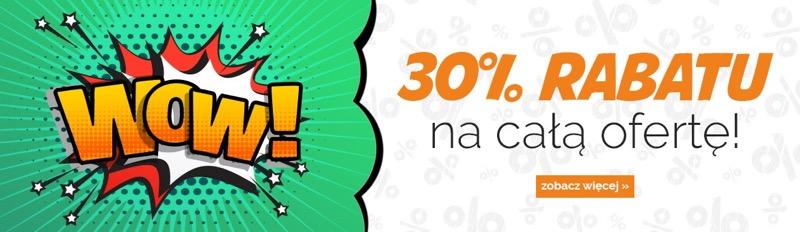 Egmont: 30% rabatu na całą ofertę
