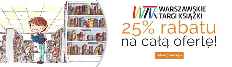 Egmont: 25% rabatu na książki, komiksy i gry planszowe
