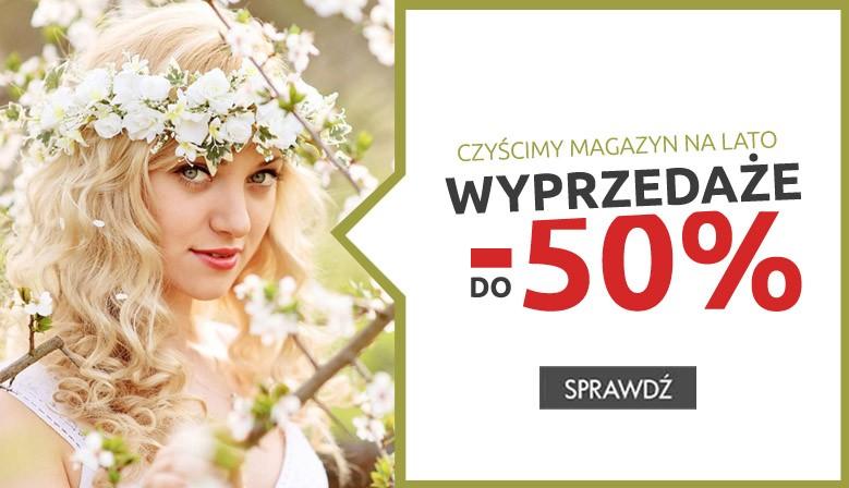 Ekodrogeria: wyprzedaż do 50% zniżki na ekologiczne i organiczne kosmetyki i odzież                         title=