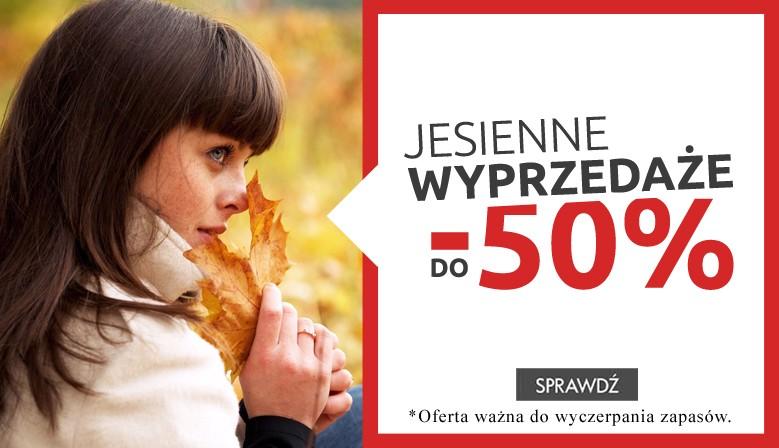 Ekodrogeria: wyprzedaż do 50% zniżki na ekologiczne i organiczne kosmetyki i odzież