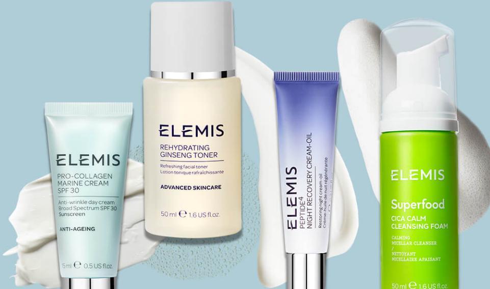 Elemis Elemis: do 30% zniżki na kosmetyki