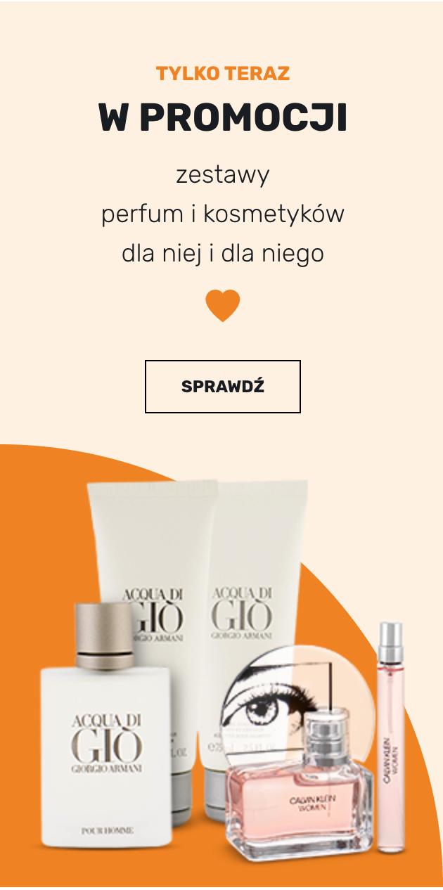 Elnino Parfum: do 80% rabatu damskie i męskie zestawy kosmetyków