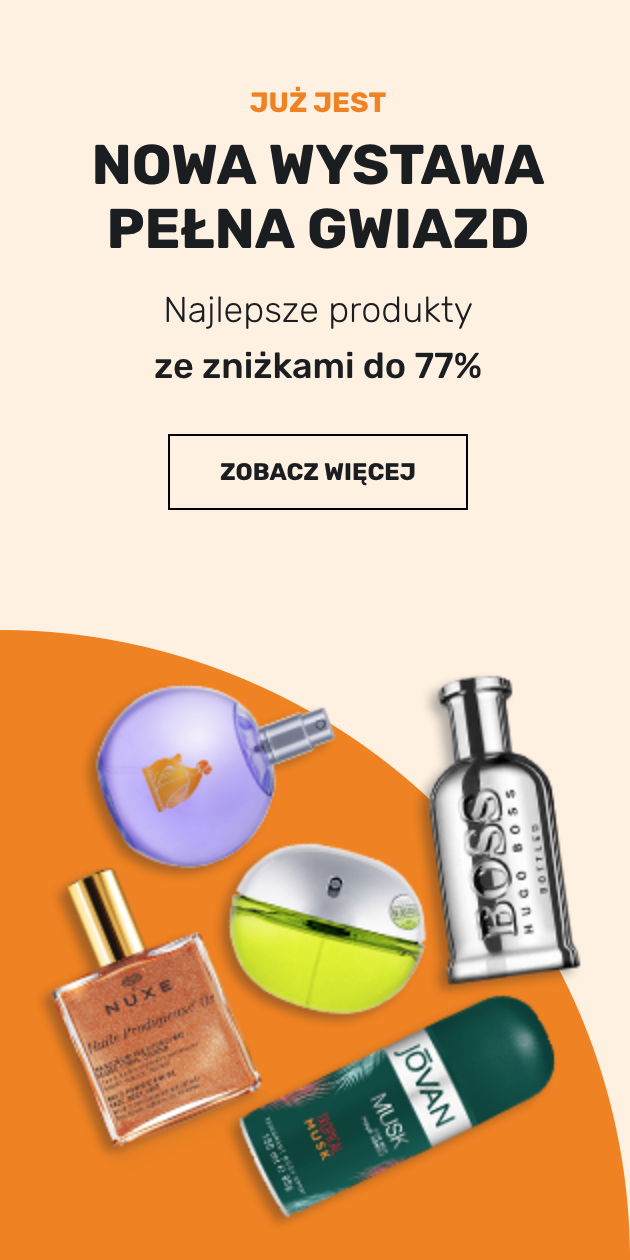 Elnino Parfum: do 77% zniżki na najlepsze kosmetyki i perfumy