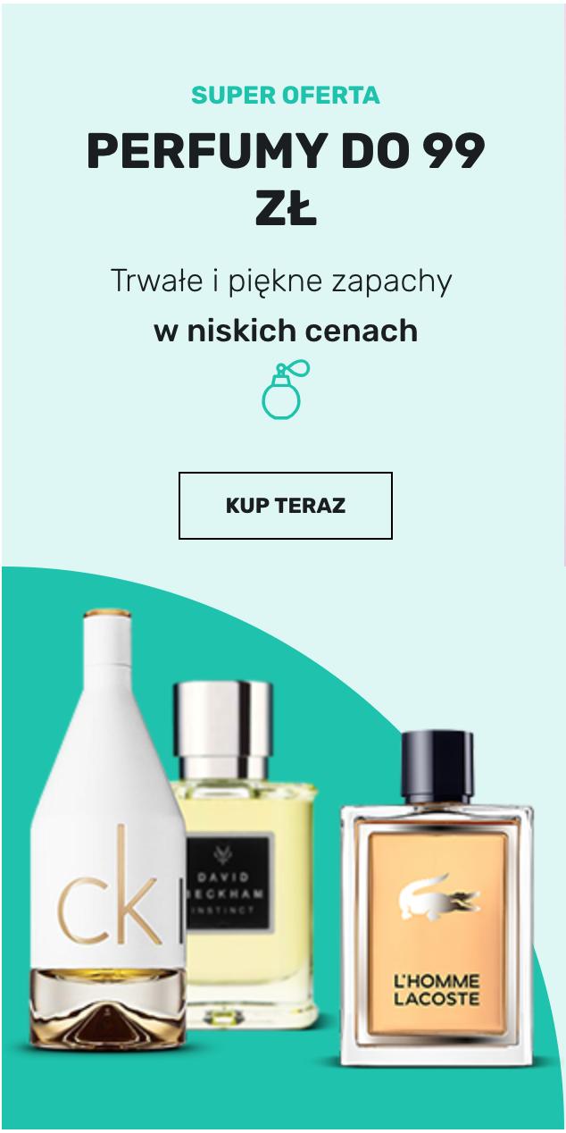 Elnino Parfum: perfumy damskie i męskie do 99 zł