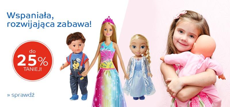 EMag: do 25% rabatu na zabawki dla dzieci