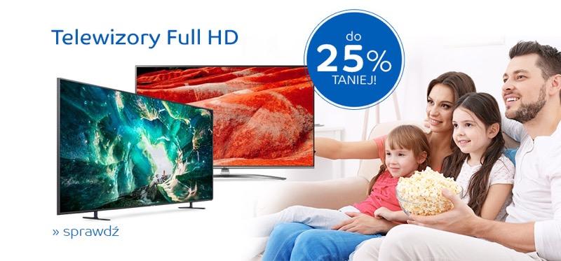 EMag: do 25% rabatu na telewizory full HD
