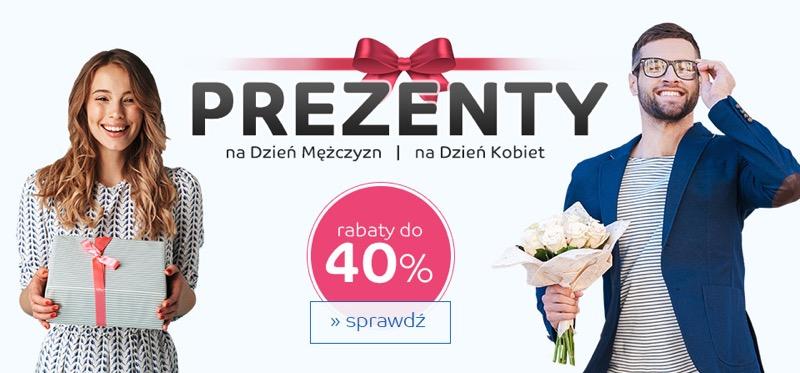 EMag: do 40% zniżki na prezenty na Dzień Kobiet i Dzień Mężczyzn