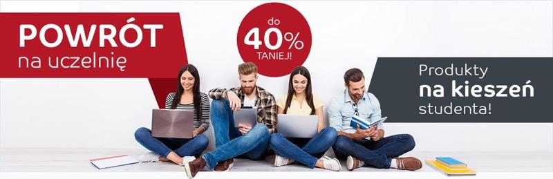 EMag: do 40% rabatu na laptopy, tablety, telefony, smartwatche, projektory i drukarki