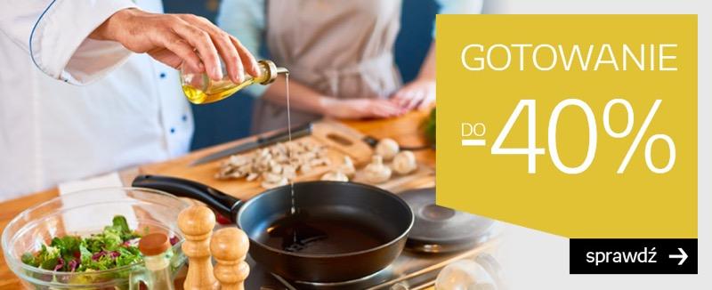 Empik: do 40% rabatu na wybrane produkty do gotowania                         title=