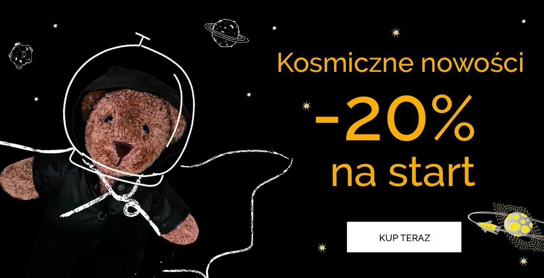 Endo Endo: 20% rabatu na nowości odzieży dla dzieci