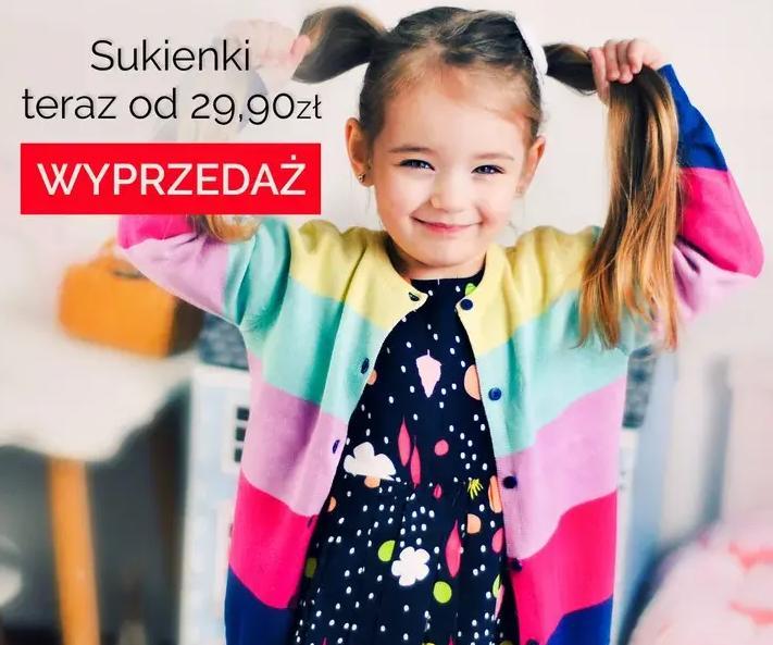 Endo: sukienki dla dzieci od 29,90 zł
