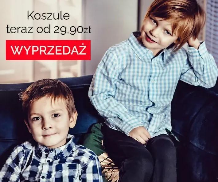 Endo: koszule dla dzieci od 29,90 zł