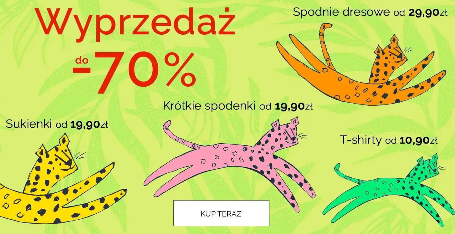 Endo: wyprzedaż do 70% rabatu na odzież dla dzieci i niemowląt