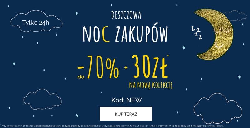 Endo: do 70% zniżki + 30 zł rabatu na nową kolekcję                         title=