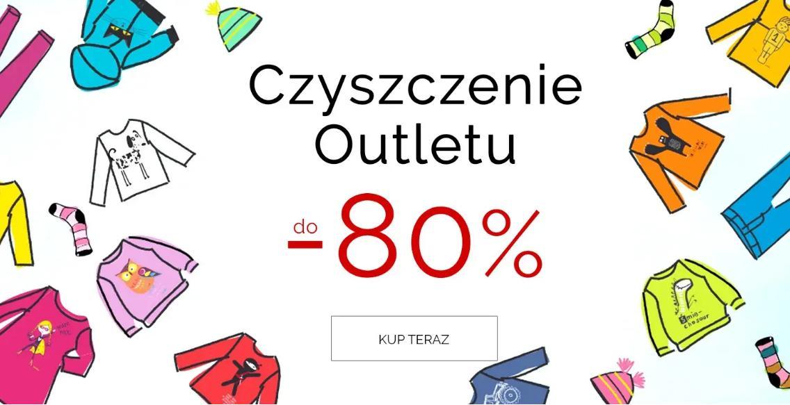 Endo: do 80% zniżki na odzież oraz obuwie dla dzieci - czyszczenie outletu
