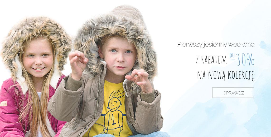 Endo Endo: do 30% zniżki na nową kolekcję odzieży dla dzieci