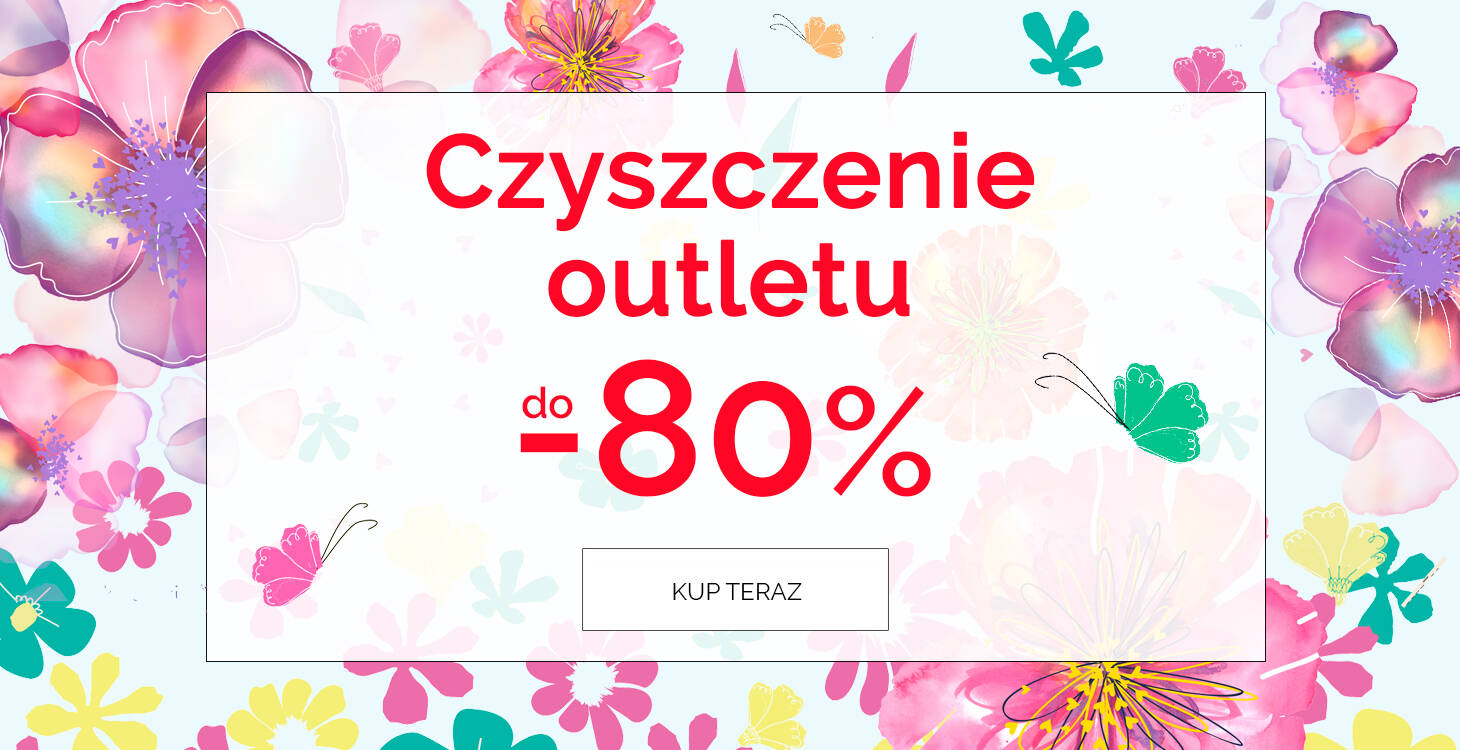 Endo: do 80% zniżki na odzież i obuwie dla dzieci z kategorii outlet