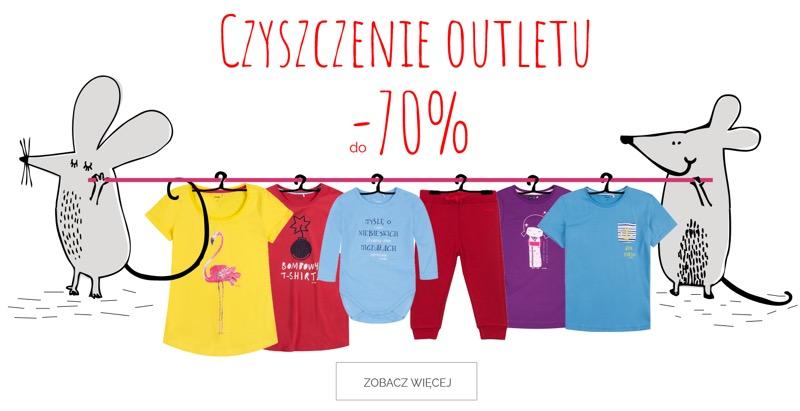 Endo: wyprzedaż do 70% zniżki na ubranka dziecięce                         title=