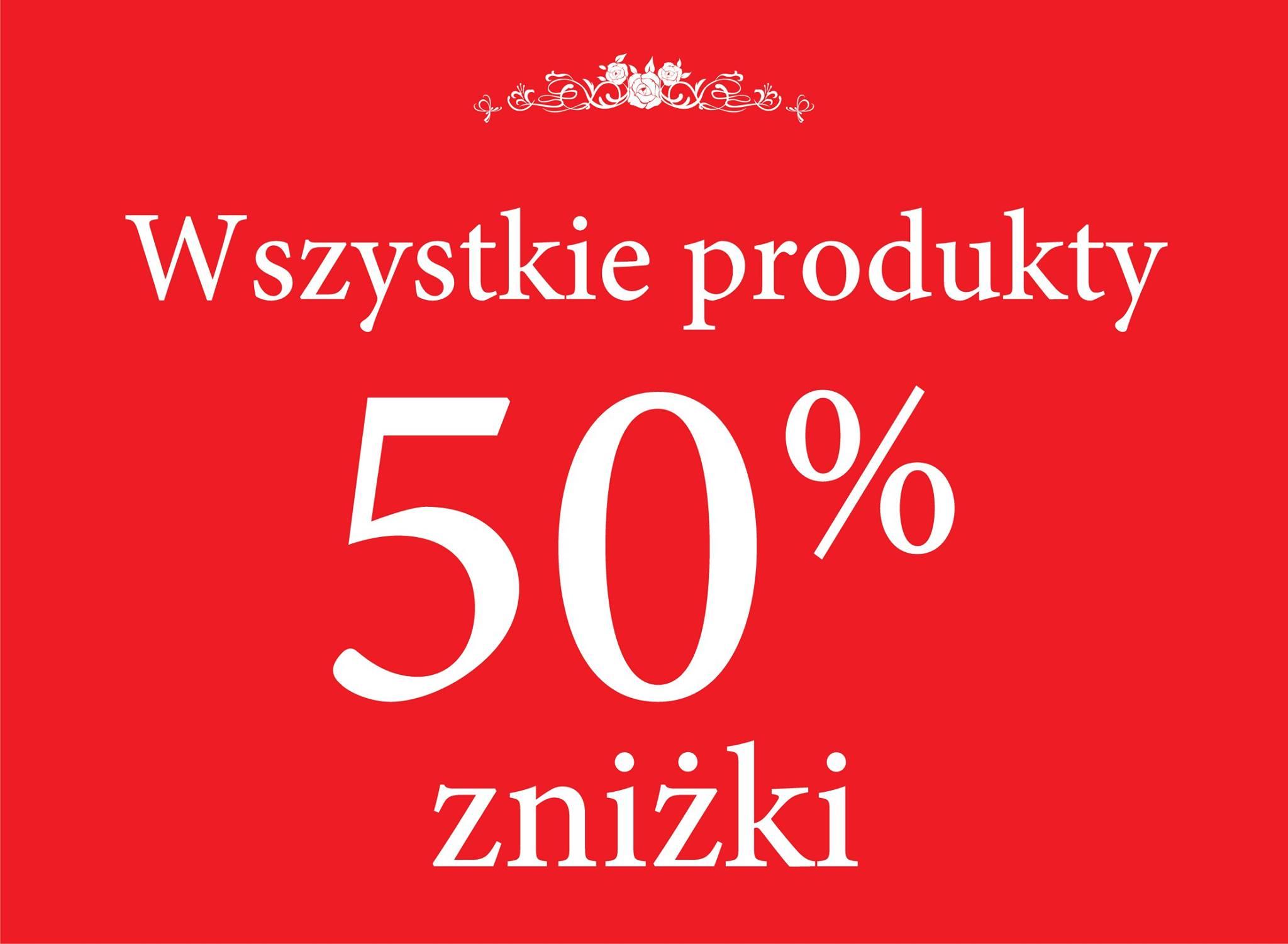 English Home: 50% zniżki na wszystkie produkty                         title=
