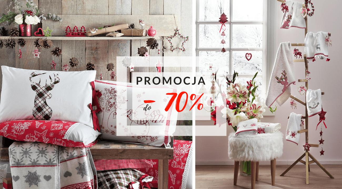 English Home: wyprzedaż do 70% rabatu na produkty do domu