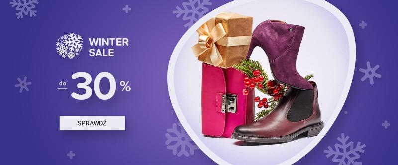 4d1d1ed9 Eobuwie: wyprzedaż do 30% zniżki na obuwie i torebki